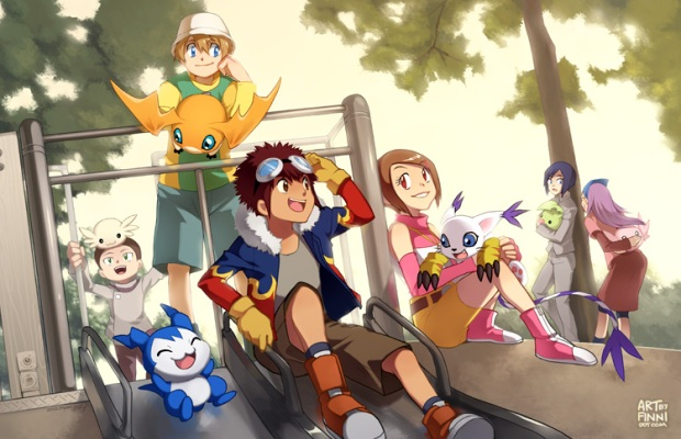digimon first episode