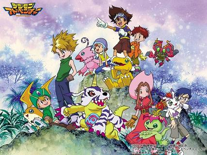 digimon anime